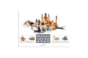 Kunstkalender Passau 2020 A4 (Art.-Nr.: 19401-A4)