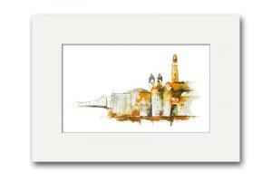 Passauer Ansichten im Format 21×30 cm